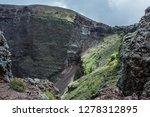 vesuvius is probably not only... | Shutterstock . vector #1278312895