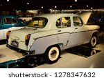 retro museum in varna  bulgaria ...   Shutterstock . vector #1278347632