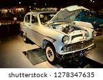 retro museum in varna  bulgaria ...   Shutterstock . vector #1278347635