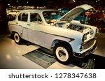 retro museum in varna  bulgaria ...   Shutterstock . vector #1278347638