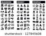 vector black business  money...