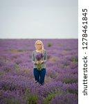 soft focus flowers  beautiful... | Shutterstock . vector #1278461845