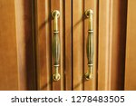 new oak chest of drawers.... | Shutterstock . vector #1278483505