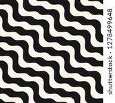 diagonal liquid lines seamless...   Shutterstock . vector #1278499648