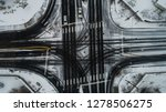 aerial view looking down on a...   Shutterstock . vector #1278506275