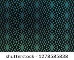 dark blue  green vector texture ... | Shutterstock .eps vector #1278585838