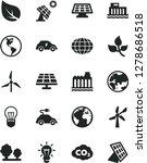 solid black vector icon set  ... | Shutterstock .eps vector #1278686518