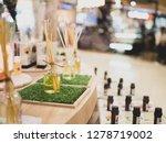 selective focus fragrance... | Shutterstock . vector #1278719002