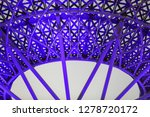jumeirah beach residence dubai  ... | Shutterstock . vector #1278720172