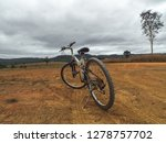 bike of savannah thailand | Shutterstock . vector #1278757702