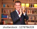 istanbul  turkey   january 7 ... | Shutterstock . vector #1278786328