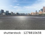 panoramic skyline and modern...   Shutterstock . vector #1278810658