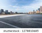 panoramic skyline and modern...   Shutterstock . vector #1278810685