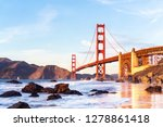 san francisco best place to... | Shutterstock . vector #1278861418