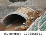 Highway Tunnel Construction...