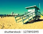 Santa Monica Beach.summer...