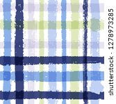 crossed lines chequered pattern ... | Shutterstock .eps vector #1278973285