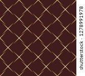 geometric abstract vector... | Shutterstock .eps vector #1278991978