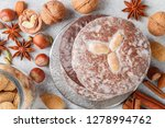 Nuremberg Gingerbreads With...