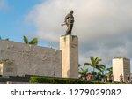 ernesto che guevara mausoleum ... | Shutterstock . vector #1279029082