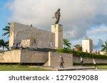 ernesto che guevara mausoleum ... | Shutterstock . vector #1279029088