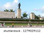 ernesto che guevara mausoleum ... | Shutterstock . vector #1279029112