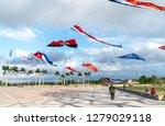 ernesto che guevara mausoleum ... | Shutterstock . vector #1279029118