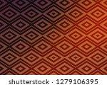 light orange vector background... | Shutterstock .eps vector #1279106395