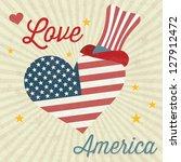 Love America  Big Heart And Us...