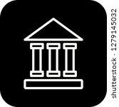 vector educational institute... | Shutterstock .eps vector #1279145032