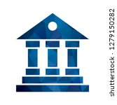 vector educational institute... | Shutterstock .eps vector #1279150282