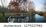 park of mincio rivalta sul... | Shutterstock . vector #1279227982