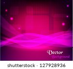 abstract beautiful background... | Shutterstock .eps vector #127928936