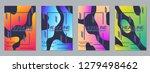 modern business flyer  booklet  ... | Shutterstock .eps vector #1279498462