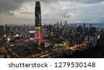 kuala lumpur  malaysia 2019  10 ...   Shutterstock . vector #1279530148