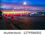 samut sakhon thailand january 2 ...   Shutterstock . vector #1279586002
