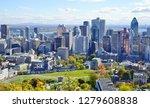 montreal  canada  18 oct 2018 ... | Shutterstock . vector #1279608838