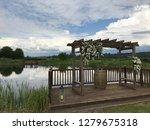 perfect wedding day   Shutterstock . vector #1279675318