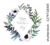 happy valentine's day. greeting ...   Shutterstock . vector #1279718305