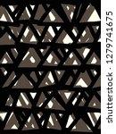 abstract grunge vector... | Shutterstock .eps vector #1279741675