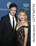 topher grace and ashley grace... | Shutterstock . vector #1279760752