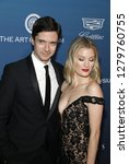 topher grace and ashley grace... | Shutterstock . vector #1279760755