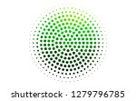 light green vector layout with... | Shutterstock .eps vector #1279796785
