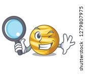 detective planet ray venus... | Shutterstock .eps vector #1279807975