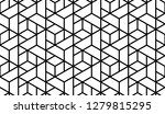 the geometric pattern with... | Shutterstock .eps vector #1279815295