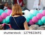 podolsk  russia   september 9 ... | Shutterstock . vector #1279823692