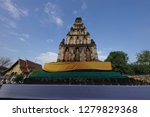 The Ancient Wat Chamthewi ...