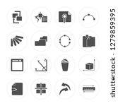 16 change  quick selection ... | Shutterstock .eps vector #1279859395