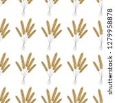 seamless pattern. vector... | Shutterstock .eps vector #1279958878