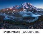 Mount Rainier Dusk Mount Rainier - Fine Art prints